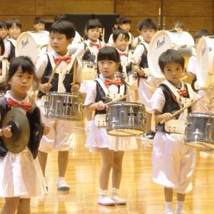 姫路幼児マーチングフェスティバル 写真