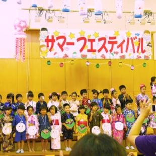 七夕会・サマーフェスティバル・夜会 写真