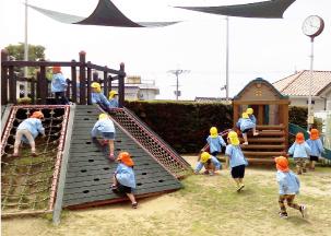 真浄寺保育園 画像